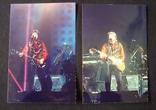 PAUL MCCARTNEY ORIGINAL PHOTOS LIVE IN CONCERT 1989 world tour 4X6 THE BEATLES