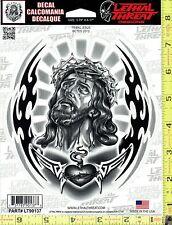 Jesus Window Decal Sticker for Car/Truck/Motorcycle/Laptop 90137