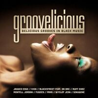 Groovelicious-Delicious Grooves in Black Music (2003) Khia, Jagged Edge.. [2 CD]