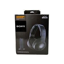 Sony MDR-RF985R Wireless Headphones - Black