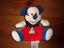 DISNEY STORE MICKEY MOUSE RATTLE VGC
