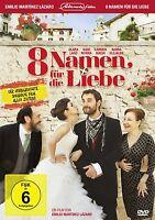 8 Namen für die Liebe (acht) DVD NEU + OVP!
