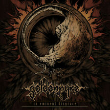 GOLDENPYRE In Eminent Disgrace CD Portugal Death Metal Obituary Immolation Death