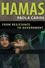 Hamas: From Resistance to Government, Paola Caridi, Good Condition Book, ISBN 16