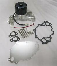 Small Block Ford Electric Water Pump High Volume 289 302 SBF with PLATE