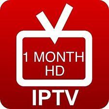 1 Month UK IPTV + VOD Subscription (Smart TV, MAG, Zgemma,M3U,Android boxes)