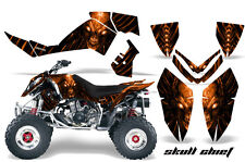 POLARIS OUTLAW 450 500 525 2006-2008 GRAPHICS KIT CREATORX DECALS STICKERS SCO