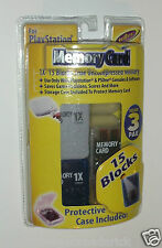 Memory Cards For Playstation & PSOne 3 Total Value Pack 1 X 15 Blocks Intec NEW