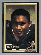 1991 Heisman Collection - 1987 TIM BROWN #53 Notre Dame / Raiders