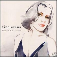 TINA ARENA - GREATEST HITS ~ 90's AUSSIE POP CD Album ~ BEST OF *NEW*