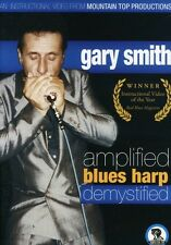 Gary Smith: Amplified Blues Harp Demystified (2006, DVD New)