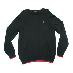 Pusher Apparel P Sweater black/red