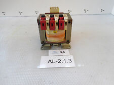 Siemens 4AM 4096-0EF50-0FA0 Transformer Prim. 480V Sec. 115V, 18V, 10V Unsed