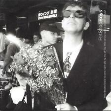 "Pet Shop Boys Where The Streets Have No Name UK 45 7"" sgl +Pic Slv"