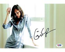 Gia Coppola Signed Authentic Autographed 8x10 Photo PSA/DNA #W71755