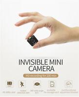 Mini Spy Full HD 1080P Car Hidden DVR DV Camera Dash Cam IR Night Vision