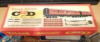 Triang R387 CKD PAIR OF FULL PARCELS BRAKE Coaches MAROON LIVERY - Boxed