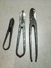 Mather Tin Snips/Sheet metal work/Straight cut/curved cut/small and large