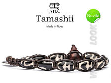 BRACCIALE ORIGINALE TIBETANO TAMASHII BKRA SHI (Simbolismo) PASSIONE