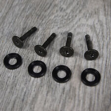 Teac A-6300 Reel to Reel - 4 Side Panel Screws - Genuine Part