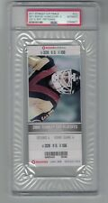 PSA 2011 STANLEY CUP FINALS GAME 7 TICKET CANUCKS BOSTON BRUINS MINT CONDITION