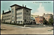 Medical: St. Peters Hospital, Helena, MT. Pre-1920.