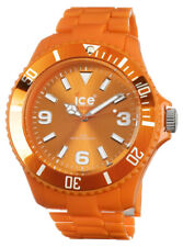 Ice-Watch Classic Big Solid Polyamide Mens Orange Watch CS.OE.B.P.10