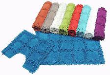 Badezimmer-Vorleger & -Matten aus 100% Baumwolle