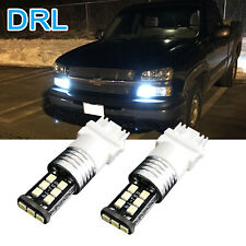 15-SMD LED Daytime Running Light Parking Light for Chevy Colorado Silverado 1500