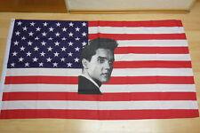Fahne Flagge USA Elvis - 90 x 150 cm