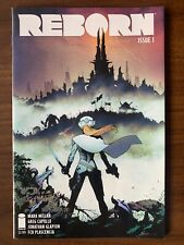 Reborn #1 (2016) 1st Print Mark Millar Capullo Image Vf/Nm Netlfix Low Run!