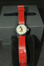 INGERSOLL US TIME MICKEY MOUSE HANDS DISNEY LADIES/CHILDS WATCH, WORKING