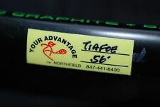 Autographed Player's Tennis Racket- Frances Tiafoe's game racket