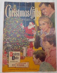 1964 Western Auto Christmas Catalog  Fine, Marx, GI Joes, Slot Cars