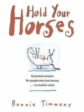 Hold Your Horses: Nuggets of Truth for People Who Love Horses - humor cartoons