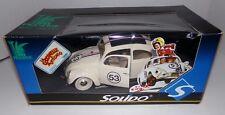 Solido Disney Herbie Love Bug VW Beetle Bug La Coccinelle Monte Carlo - RARE New