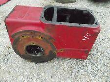 Farmall Super A Tractor Ih Rearend Transmission Housing Case For Gears 8846da S