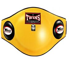 Twins Special Belly Protector BEPL-2 Yellow S,M,L,XL Training MuayThai MMA K1