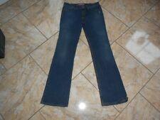 H1882 Levis 518 Superlow BOOTCUT Jeans W29 Dunkelblau  Zustand: Sehr gut