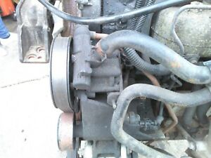 Ldv Maxus 2005 to 2009  2.5 Crd p.a.s power steering pump  In Good Working Order