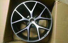 SR024 BBS Wheel Size 18 x 8 Bolt Circle 5x100 Offset 48 Volcano Grey