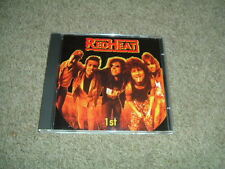 RED HEAT - 1st - RARE AOR MELODIC ROCK - LONG ISLAND RECORDS - CD ALBUM - NEW