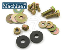Classic VW Beetle Running Board Fittings Bolts Mounts Fixtures Bolt Kit Bug T1