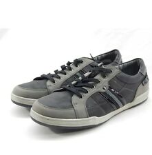 NEW Kenneth Cole Unlisted Men's Race Track SY Black Fashion Sneaker 12M