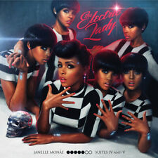 Janelle Monae - The Electric Lady [New CD]