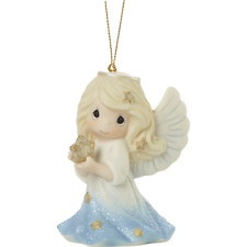 Precious Moments 201020 2020 Annual Angel Ornament - Star Of Wonder, Star Of Nig
