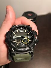 Casio G-Shock Mudmaster Men's Green Wristwatch - (GG-1000-1A3)