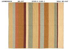 Beautiful BRAND NEW Stylistic Decoration Sumak Flat Weave 7x8 Modern Rug KPS 200