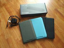 Nexus 7 (2012) 32GB, WIFI, bundle with Case, OG Dock