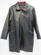 Women's Leathermaster Milan Size 18 Coat / Jacket - SHI H69